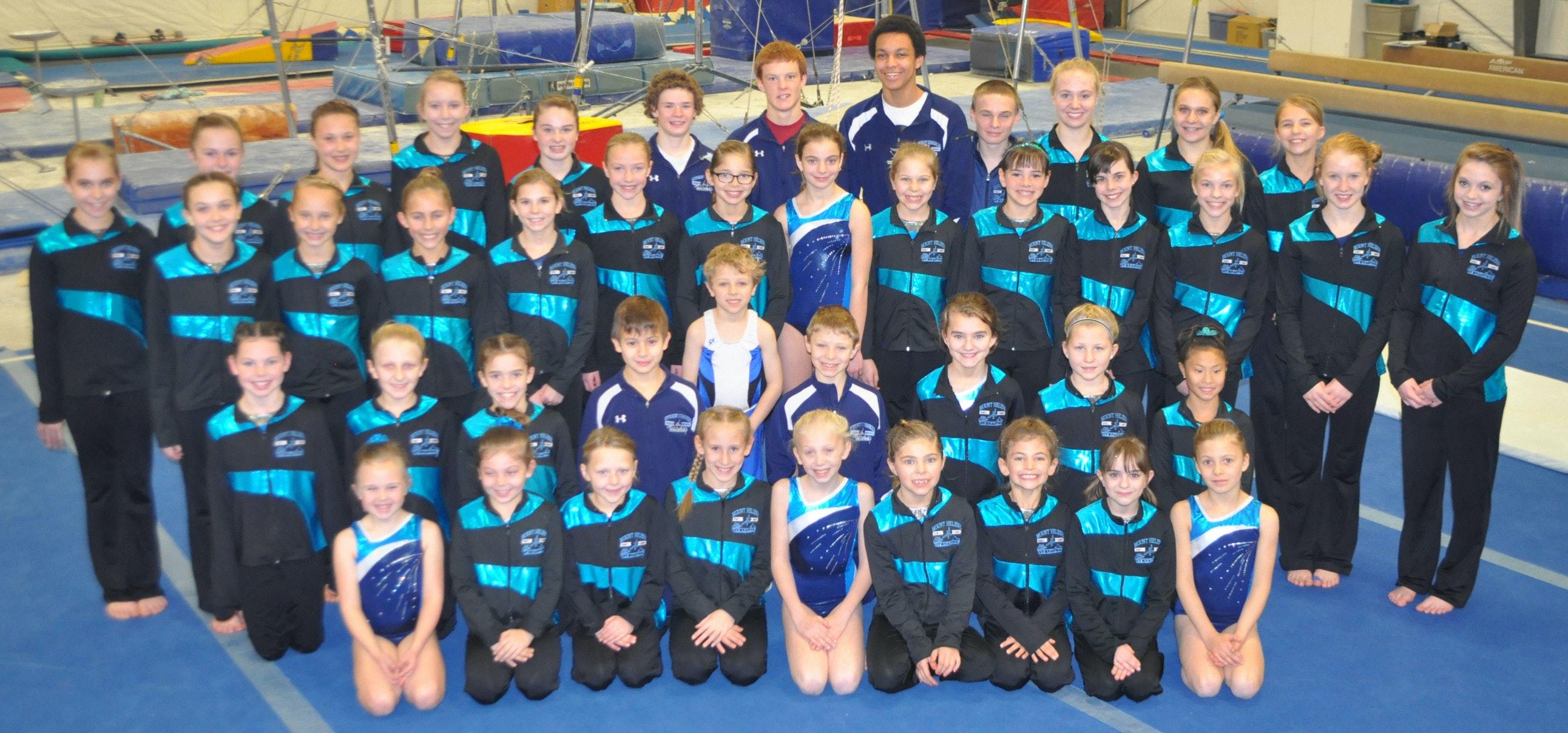 Mount Helena Gymnastics Booster Club