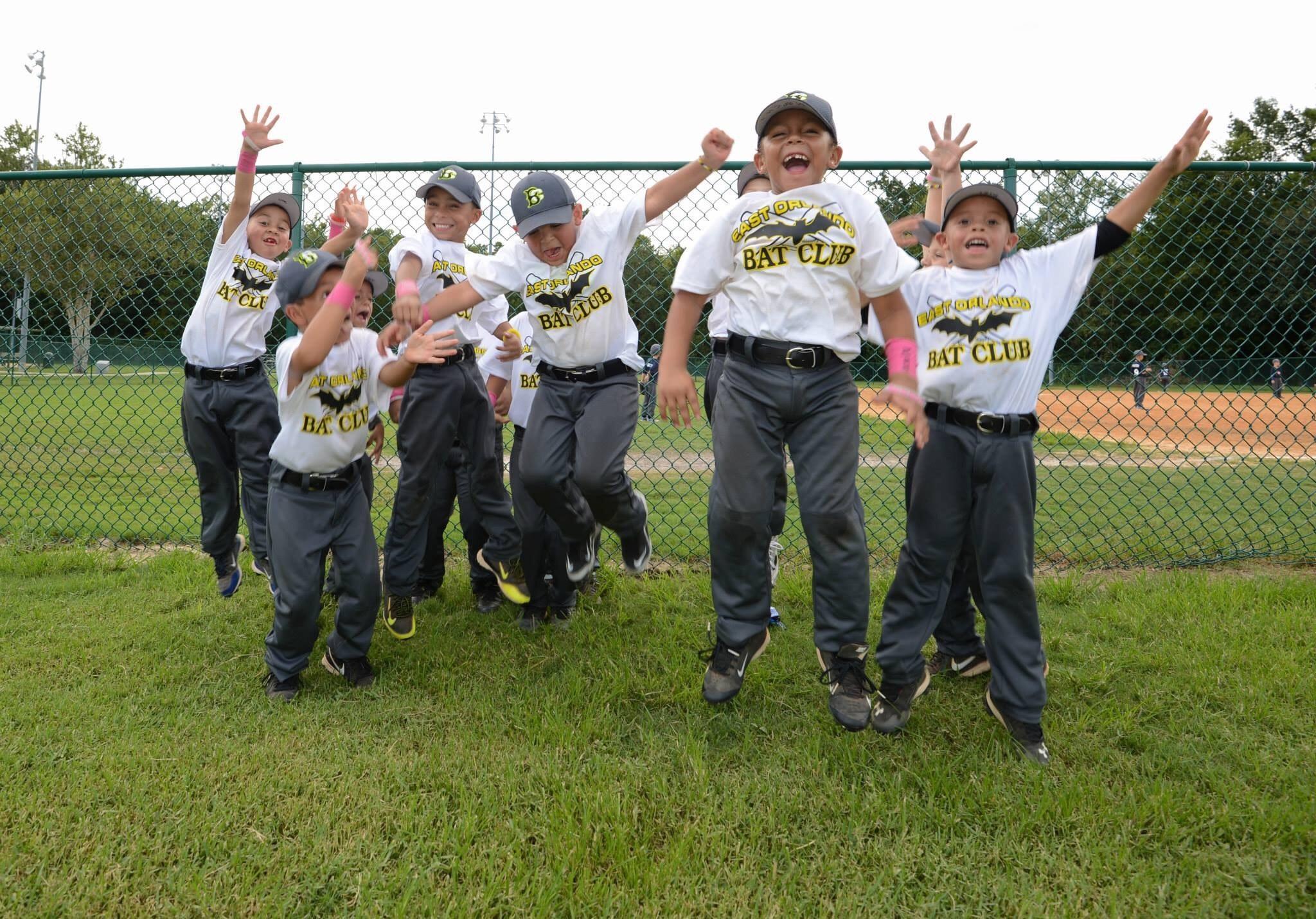East Orlando Bat Club field rental fund