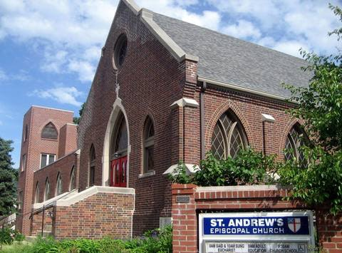 St. Andrew's Holiday Fundraiser 2014