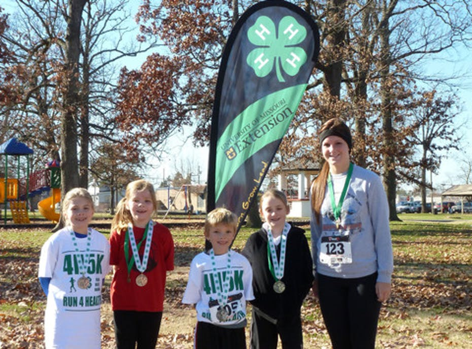 Get Healthy with Lawrence County 4-H 5K
