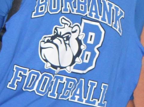 BULLDOG BOOSTERS (Burbank HS Football)