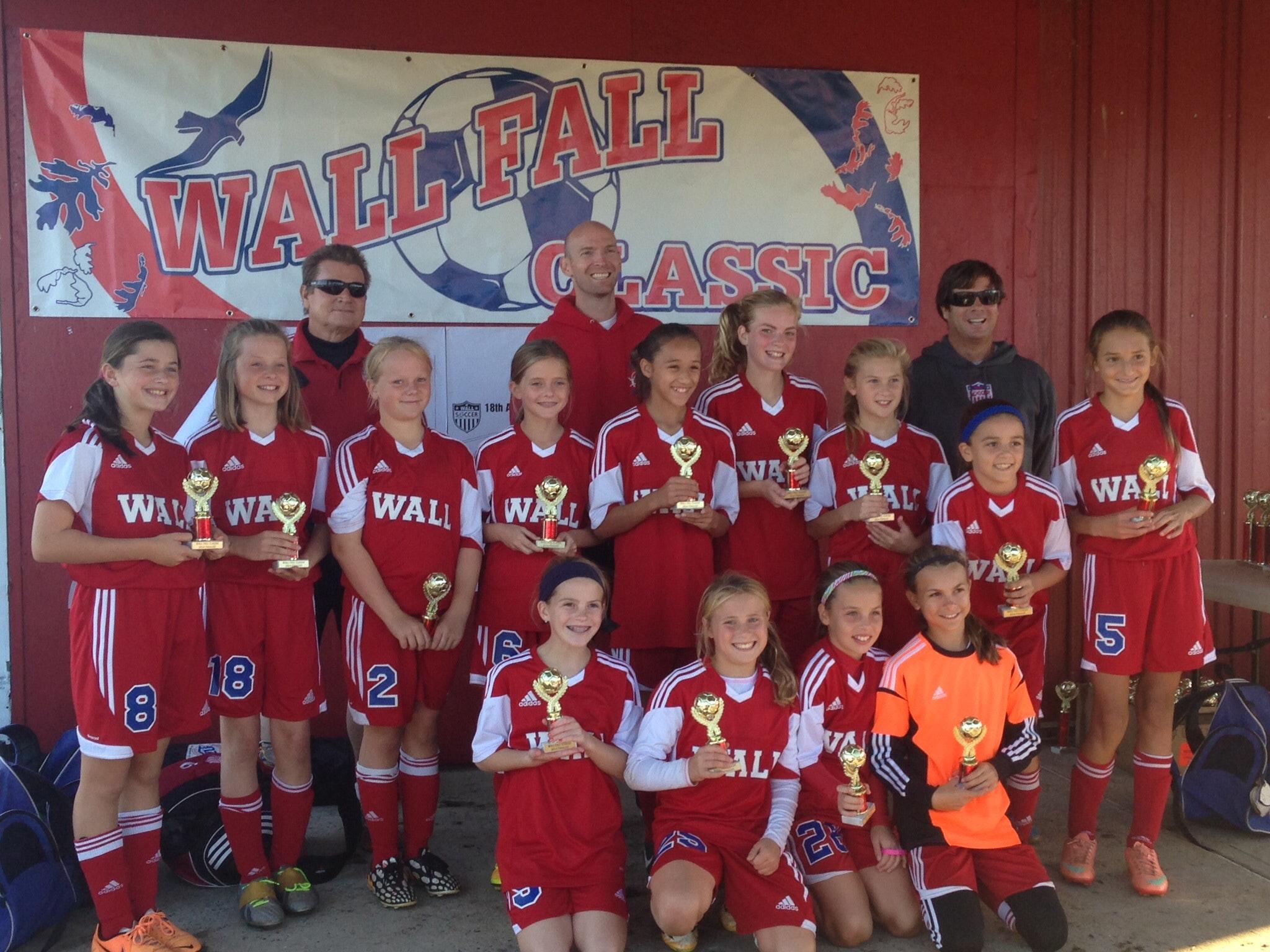 Wall Lizards Soccer Team