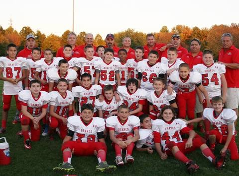 football fundraising - Manalapan Jr. Pee Wee Braves