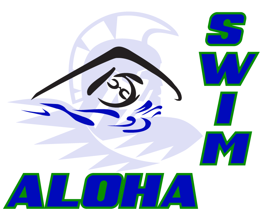 Aloha  High School Swim Team