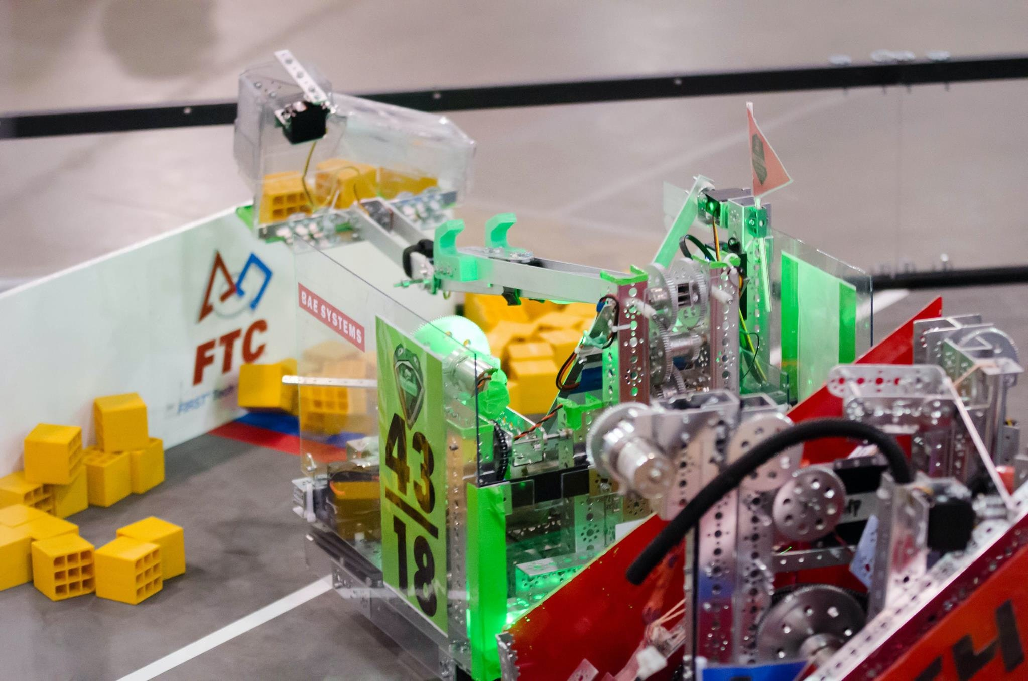 Horizons 4-H Robotics Program