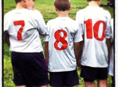 NCUSA '01 Boys Orange
