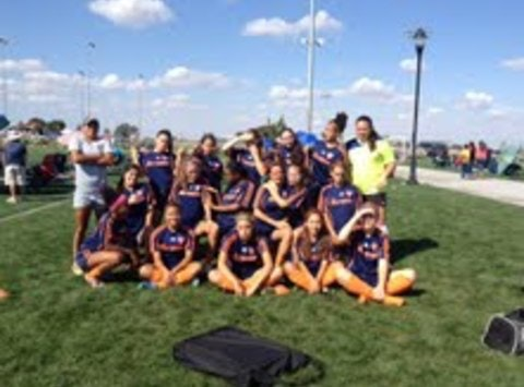 FC Elk Grove 97G Navy - College Bound Fund