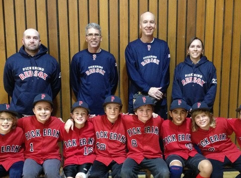 baseball fundraising - Cooperstown 2015