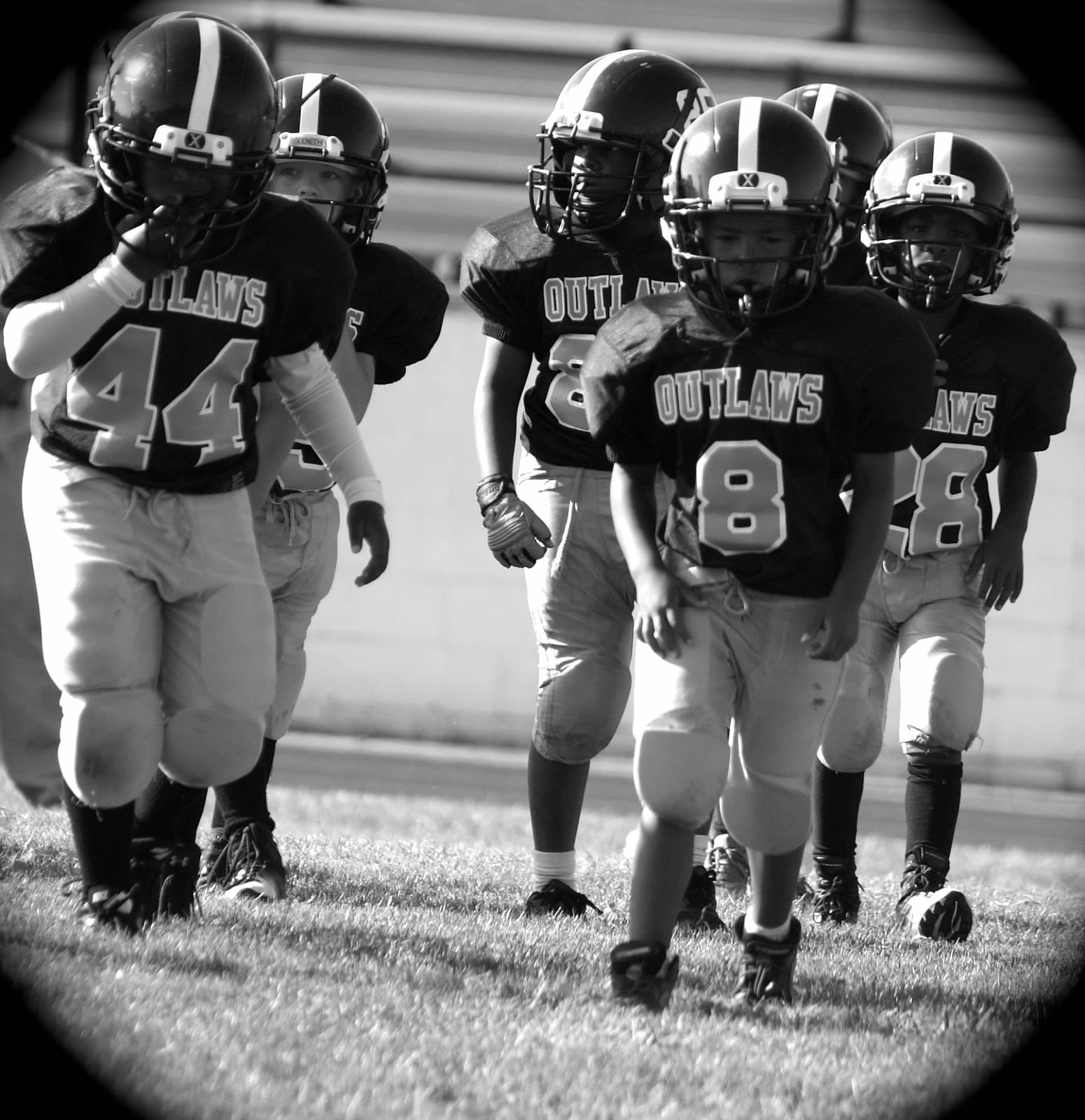 West Chester Outlaws - 2nd grade