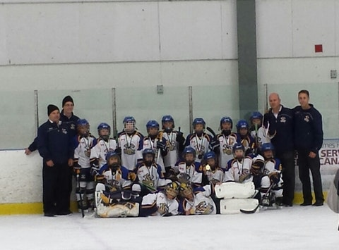 Whitby Wildcats - Minor Atom AE