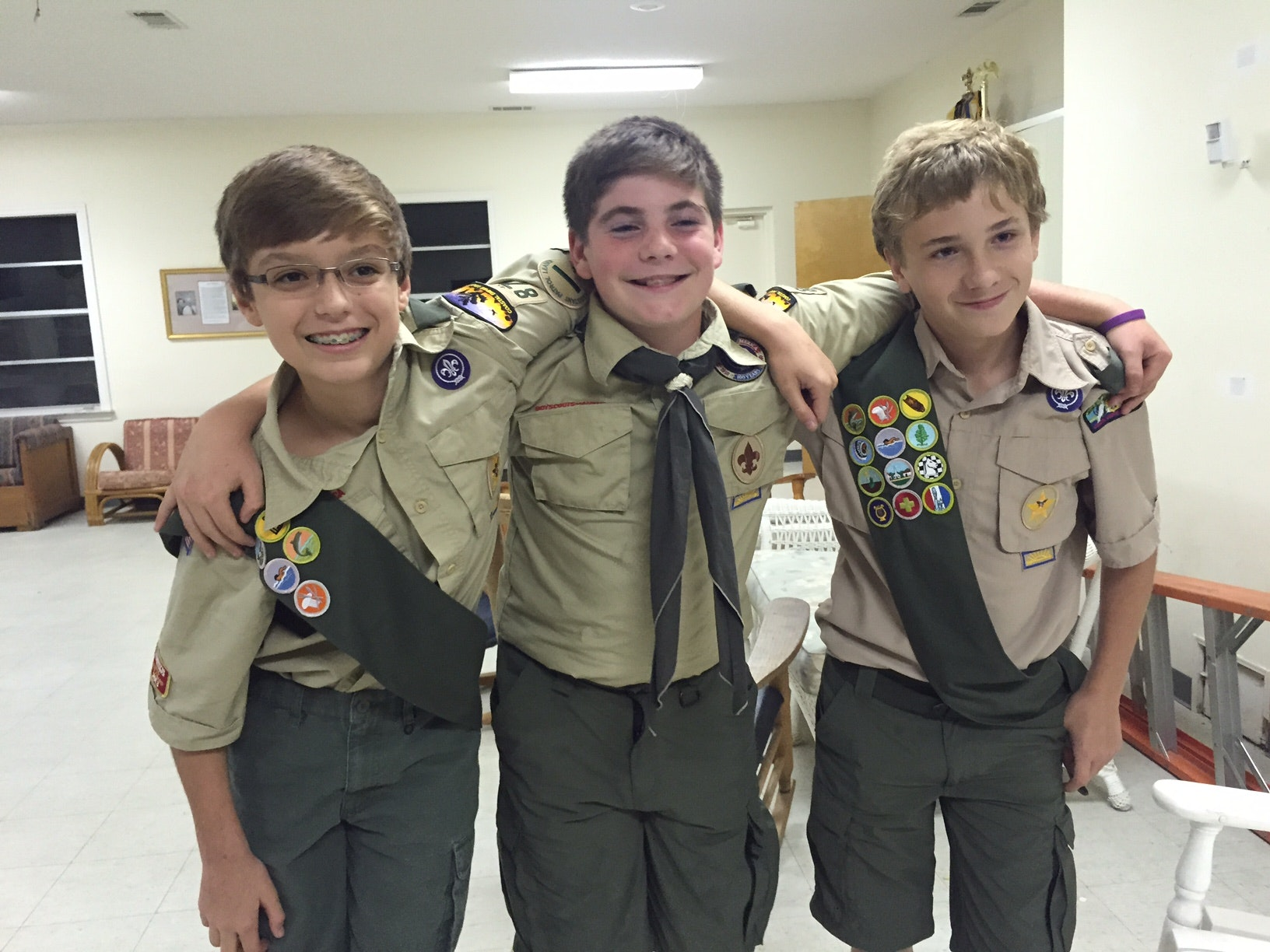 TROOP 876- BOY SCOUTS OF AMERICA