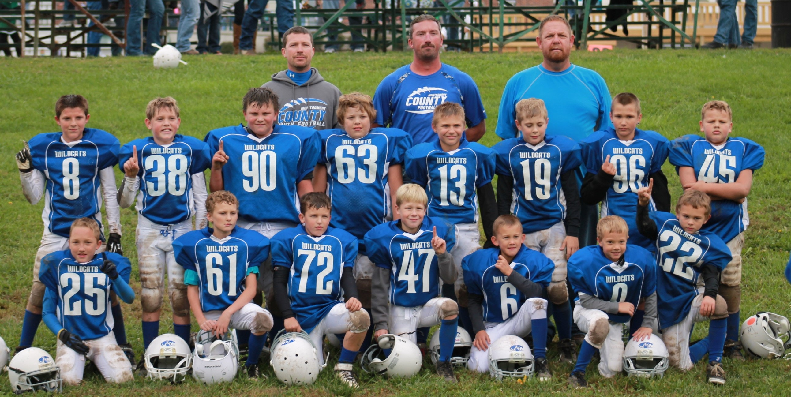 Montgomery County Youth Football