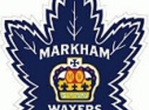 Markham Waxers Peewee AA