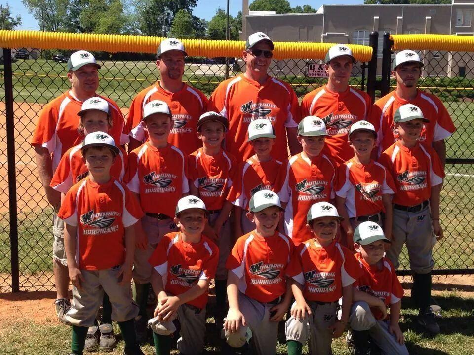 Woodruff Hurricanes Baseball