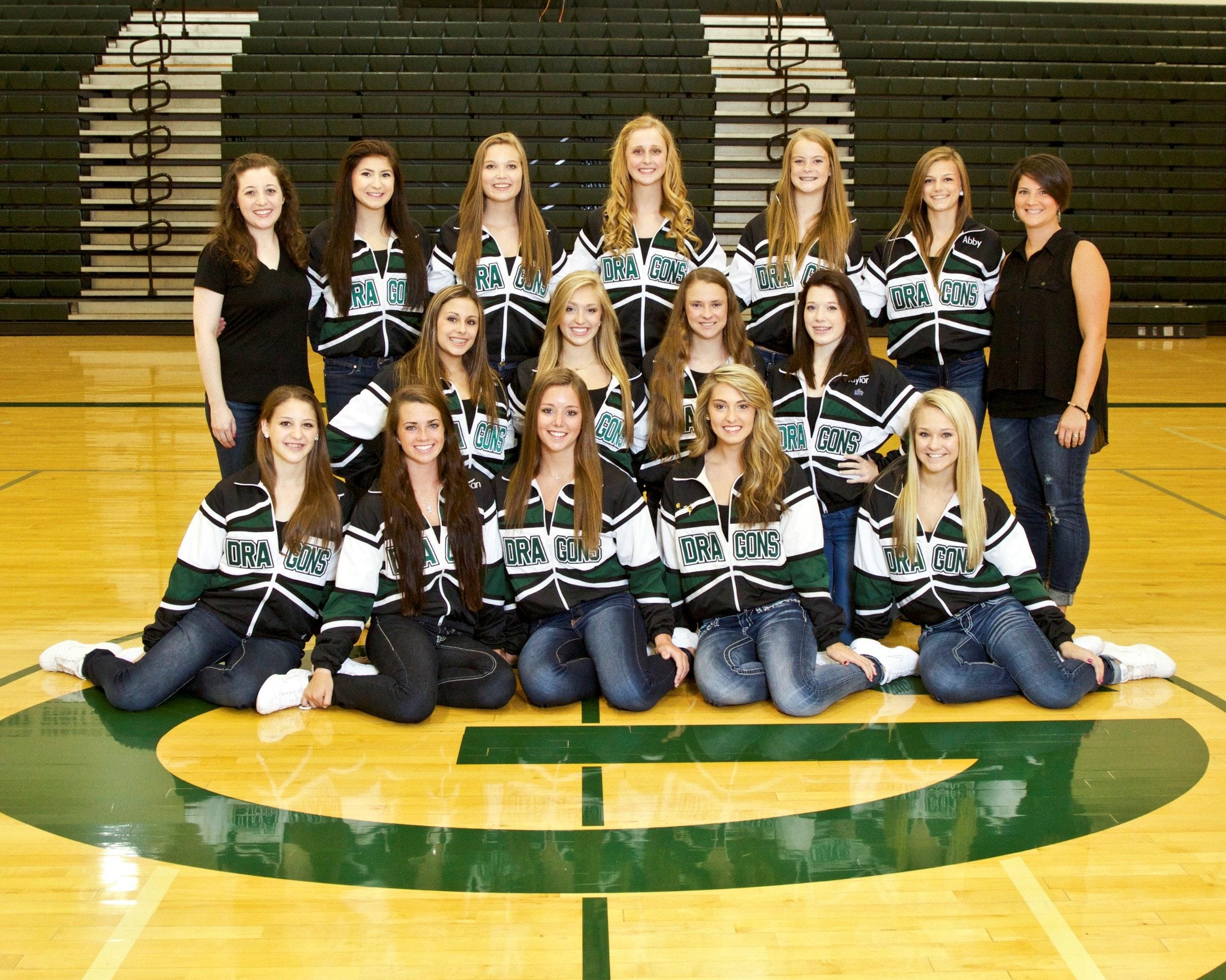 Gretna HS Dance Team