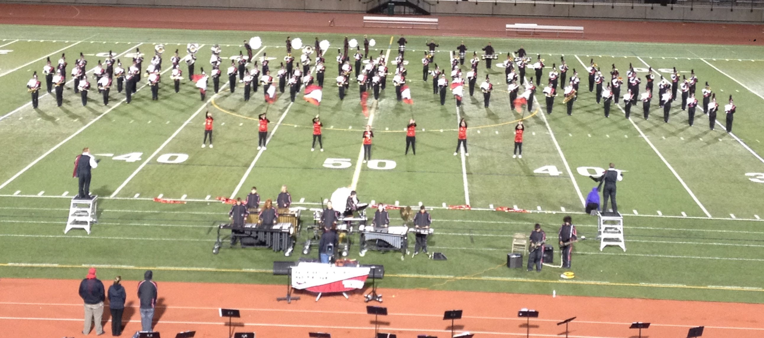 Eaglecrest High School Band