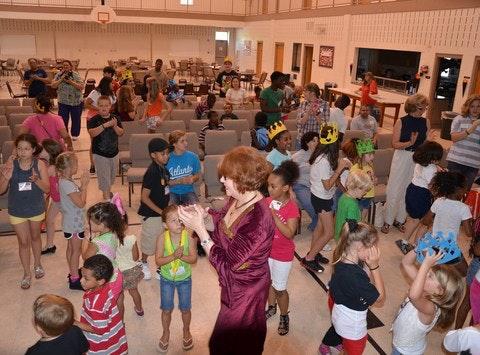 Salem UMC Children's Ministry