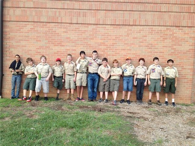 Boy Scout Troop 335, Tyler, Texas