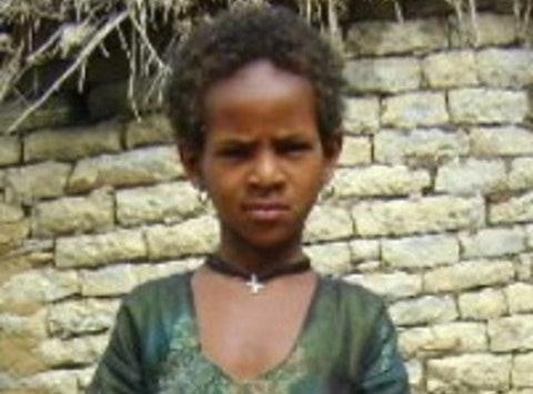 mission trips fundraising - Ethiopian Child Sponsorship Holiday Fundraiser - Wegahtu, 7