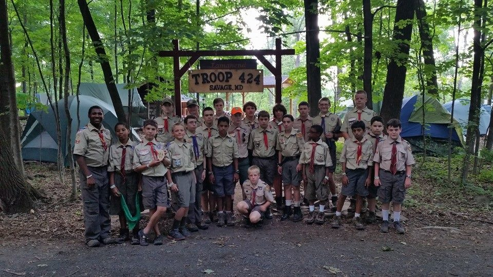 BSA Troop 424