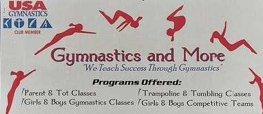 2014 Gymnastics & More Parents Association
