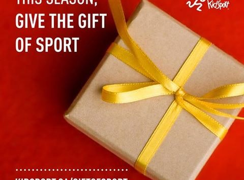 KidSport - Give the Gift of Sport