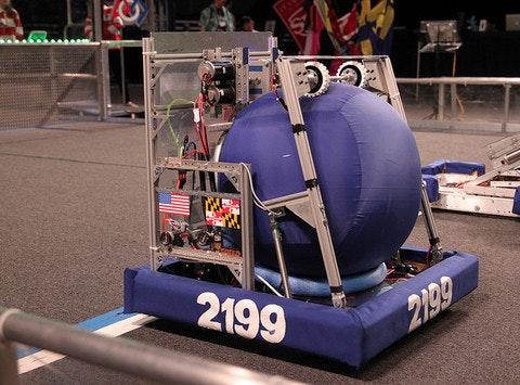 Robo-Lions 2199 a PIE3 Robotics Team
