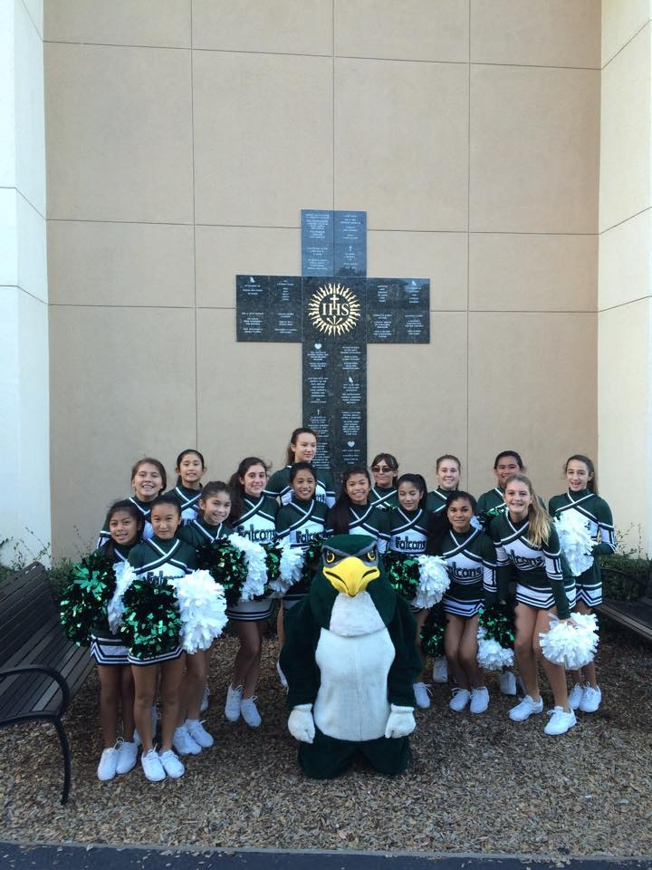 St. Veronica Cheerleading