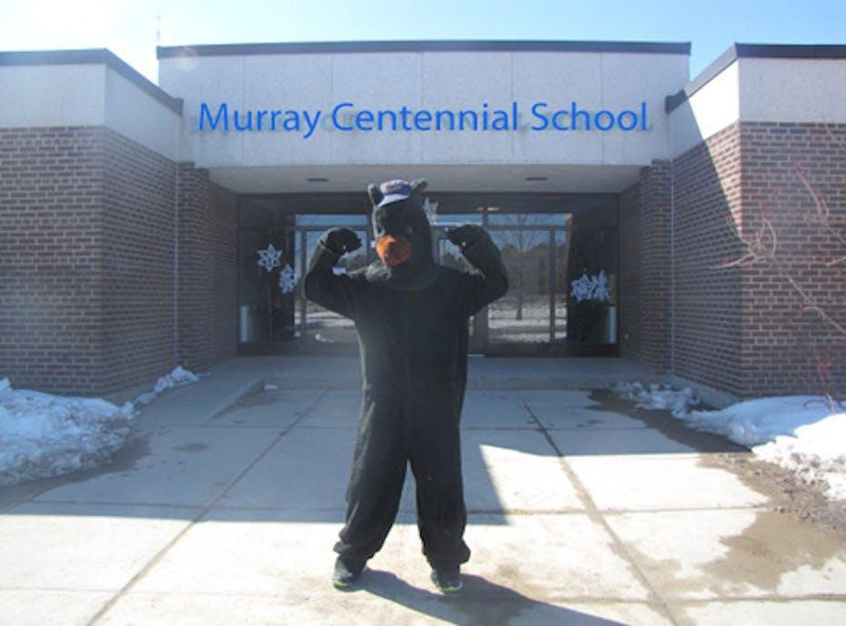 Murray Bears Read-a-Thon!