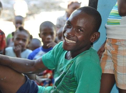 Basic Education for the Orphans in Ghana