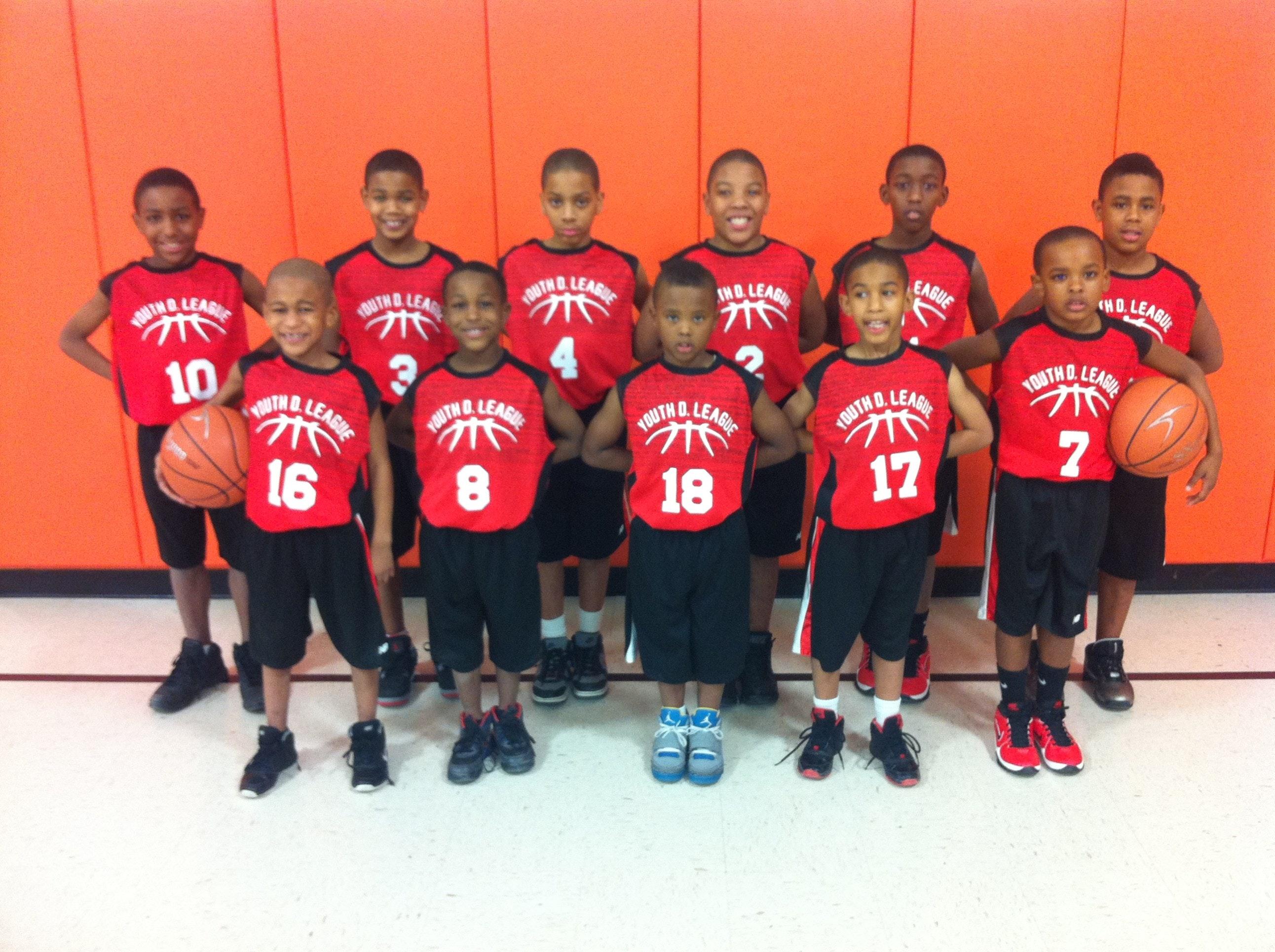 Community Youth Developmental Sports Initivative