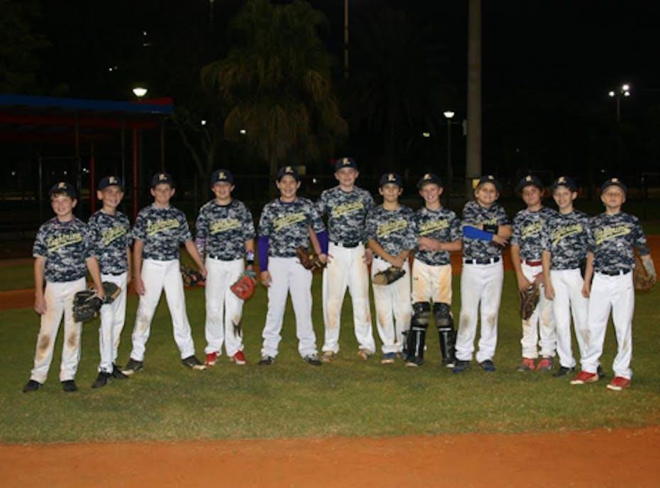 Ft. Lauderdale Lightning Cooperstown 2015