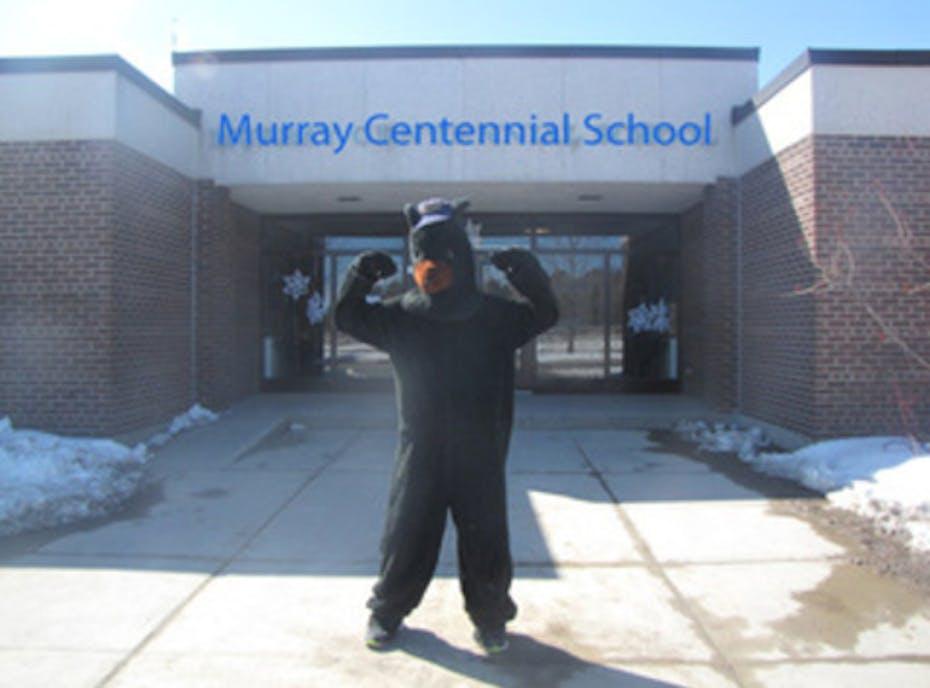 Murray Bears read-n-make-a-thon!