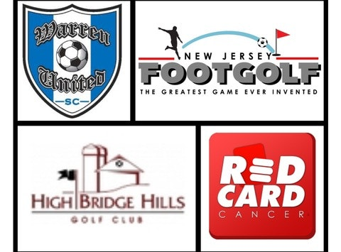 Team Rampone & NJ FootGolf on behalf of Red Card Cancer