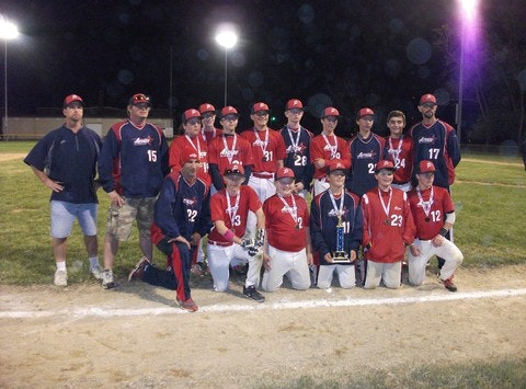 PAL Annapolis Astros 14U Baseball