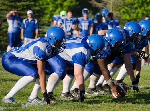 football fundraising - Cumberland Panthers Senior OV