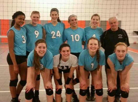 volleyball fundraising - Help my team get to Nationals