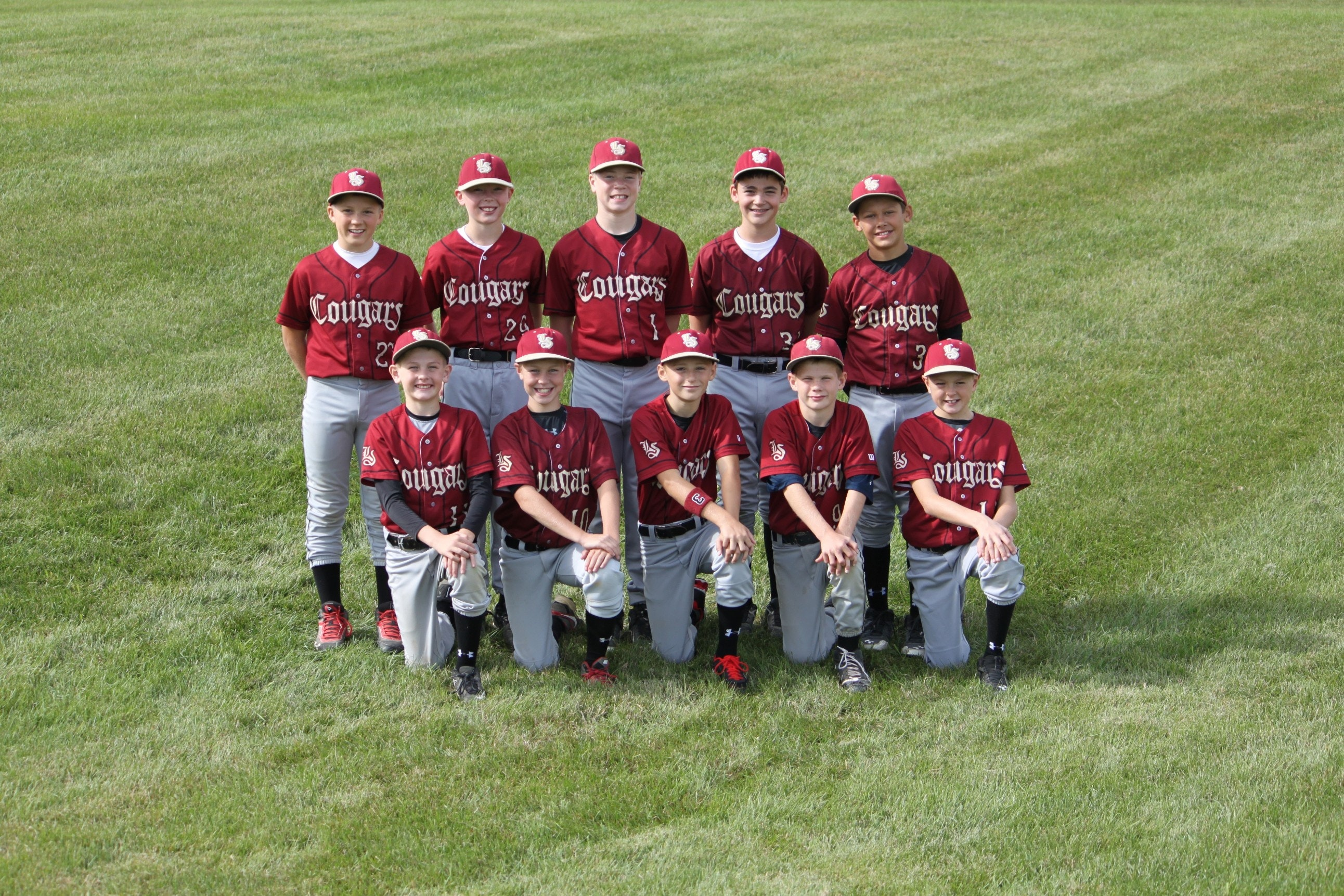 Lakeville South Cooperstown Team