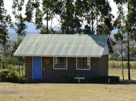We Build Schools For Kenya