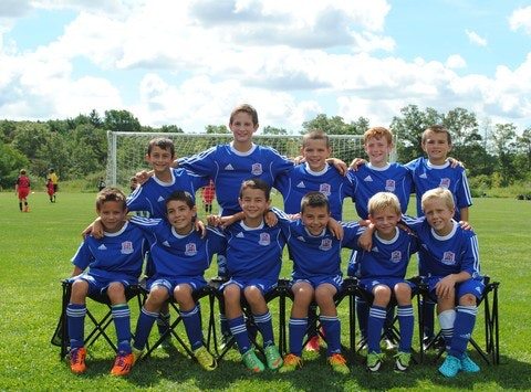 Hauppauge Heat Travel Soccer Team