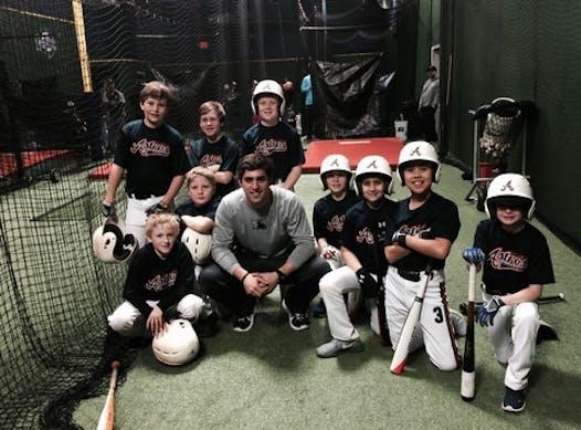 baseball fundraising - Ripken 2015