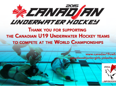 Calgary Underwater Hockey: U19 World Championships in Spain