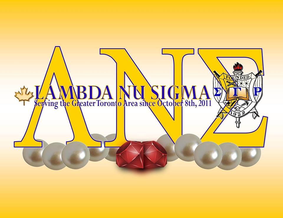The Lambda Nu Sigma Chapter of Sigma Gamma Rho Sorority, Inc.