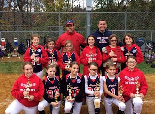 softball fundraising - 2015 10U Patriots Softball
