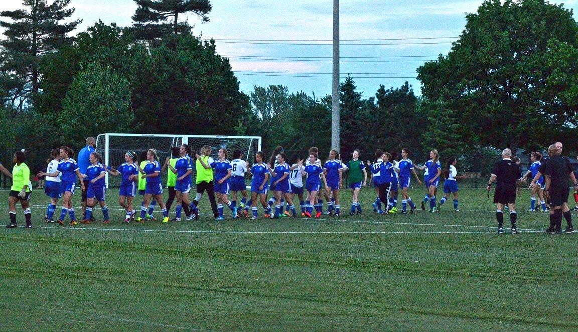 Burlington G99YW Soccer