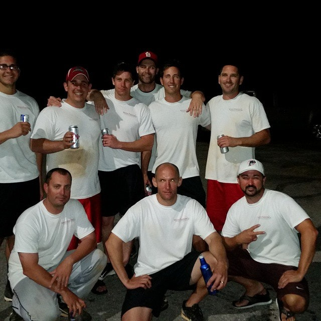 17th Street Men's Softball League