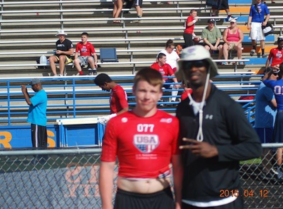 Trip to Canton USA Football