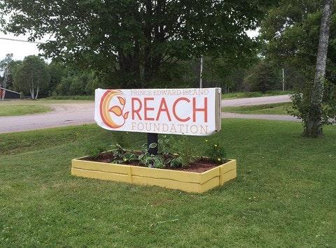 PEI Reach Centre's Art Program