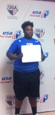 Teon's USA National Football Support