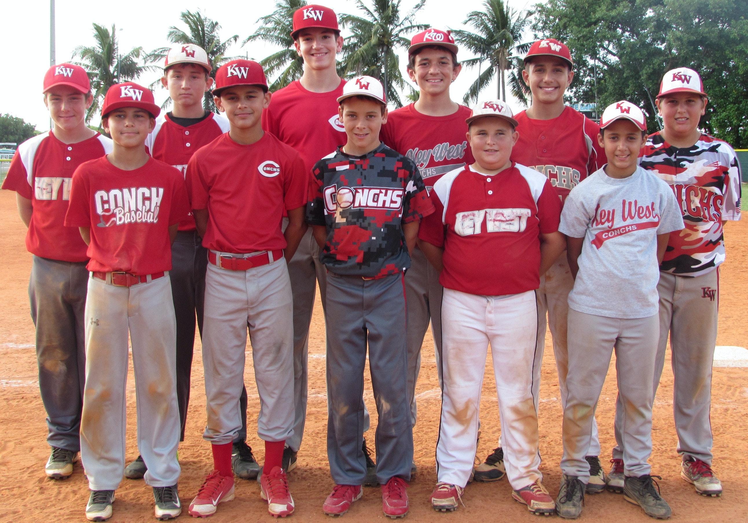 KW Conchs U12 (B) Travel Team